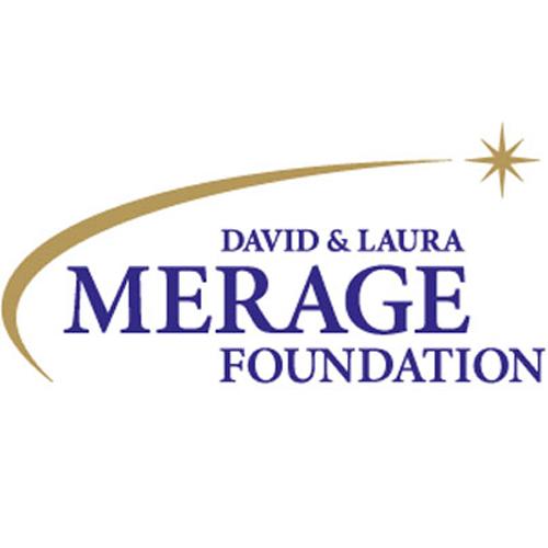 David and Laura Merage Foundation Logo